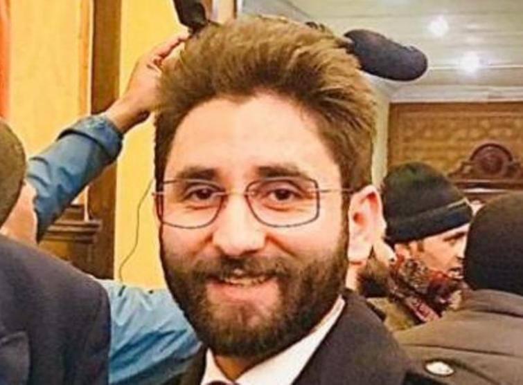 Kashmir: JKWP president Mir Junaid calls upon the LG