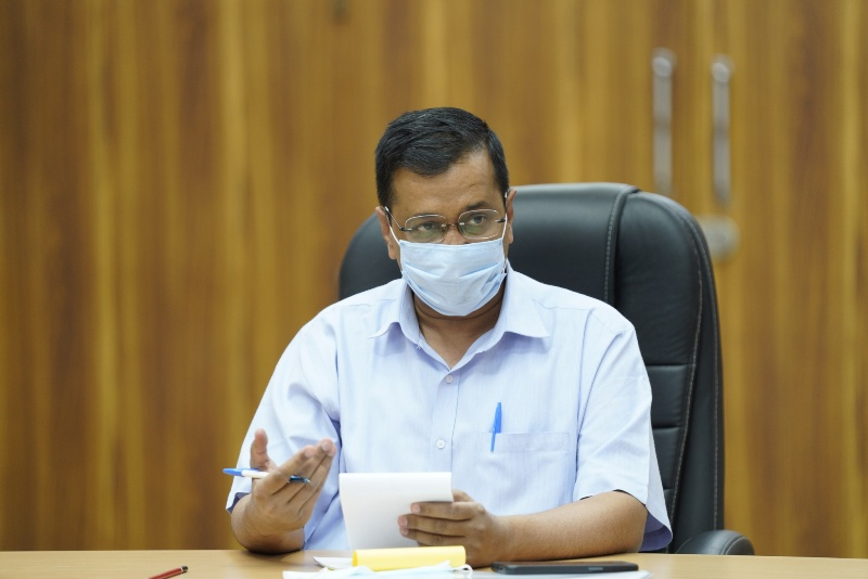 Free ration for 72 lakh card holders for next 2 months: Delhi CM Kejriwal