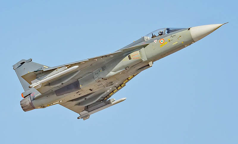 Acquisition of 83 indigenous LCA Tejas fighter jets from HAL will generate over 50,000 jobs: Rajnath Singh