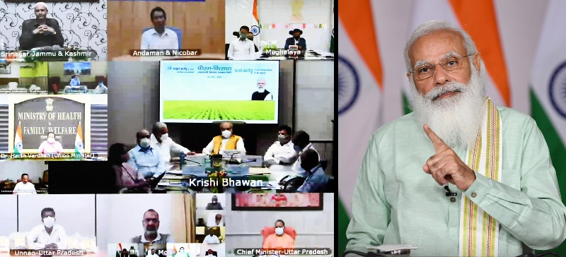 PM Modi releases 8th instalment of financial benefit under PM-KISAN, extends scheme to Bengal farmers