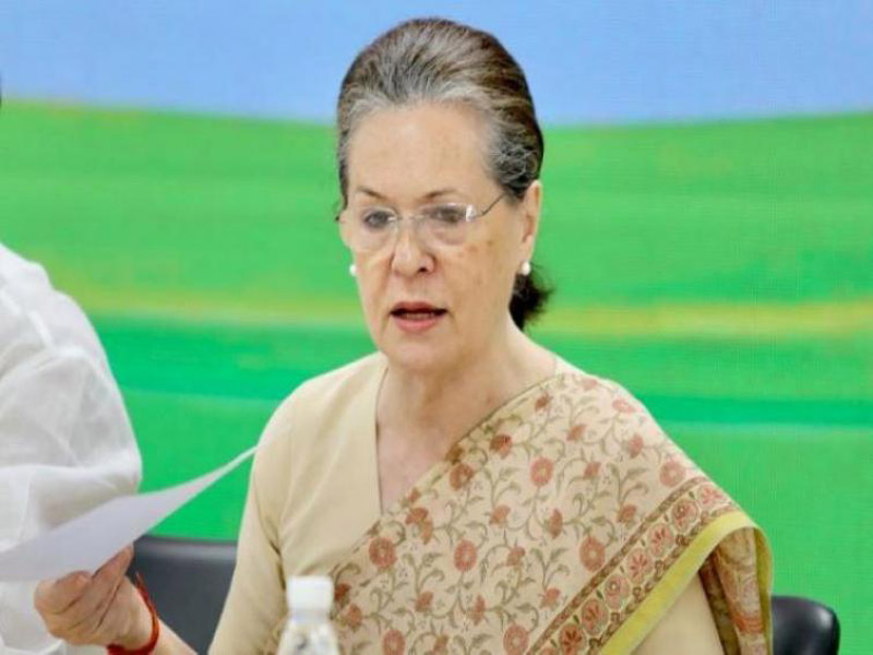Take immediate action: Sonia Gandhi writes to PM Modi over black fungus drug shortage