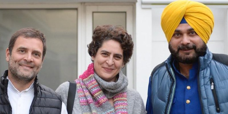 'Will follow whatever Gandhis decide:' Navjot Sidhu after meeting senior Cong leaders amid Punjab crisis