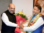 Bengal: BJP leader Mukul Roy rubbishes rumour of his return to TMC