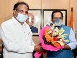 Union Minister John Barla bats for border areas development in Kupwara, Kashmir