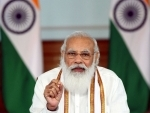 PM Modi pulls up MPs for being absent in Rajya Sabha