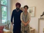 Post or no post, will stand by Rahul and Priyanka Gandhi: Navjot Singh Sidhu