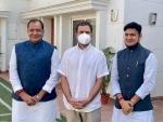 Jolt to BJP as Uttarakhand Minister Yashpal Arya, son join Congress