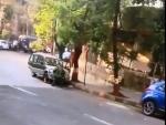 Ambani bomb scare case: CCTV footage shows SUV owner met arrested cop Sachin Vaze