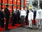 Foreign Secretary Harsh Vardhan Shringla visiting Sri Lanka, meets senior leaders