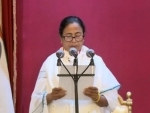 Covid, law and order: Mamata Banerjee sets priority taking oath as Bengal CM for third term