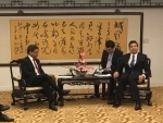 Ambassador Vikram Misri meets Chinese Vice Foreign Minister Luo Zhaohui in Beijing, discuss Ladakh issue