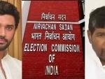 Poll panel bars Chirag Paswan, Pashupati Kumar Paras from using LJP symbol