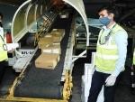 First shipment of vital medical equipment from UK reaches Delhi