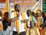 TMC MLA, former Asansol Mayor Jitendra Tiwari joins BJP