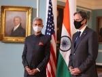 S Jaishankar meets Antony Blinken, discusses COVID-19, Quad, Indo-Pacific cooperation