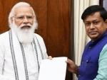 BJP appoints Sukanta Majumdar as new Bengal chief replacing Dilip Ghosh
