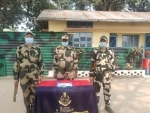 BSF seize large numbers of Yaba Tablets along Indo-Bangladesh border