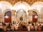 PM Modi congratulates new ministers who took oath as part of major cabinet reshuffle
