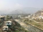 Over 2100 people from Myanmar cross over to Mizoram in past few days