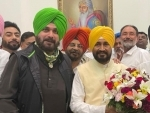 Congress leader Sidhu threatens to lead march to Lakhimpur if Minister's son not arrested