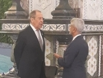 EAM S Jaishankar discusses Afghanistan with Russian FM Lavrov in Dushanbe