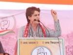 Priyanka Gandhi Vadra opposes holding of CBSE examinations amid Covid-19 surge