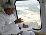 Nitish Kumar assures relief to people affected by heavy downpour