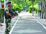 Jammu and Kashmir: Infiltration bid foiled in Samba sector, BSF nabs injured Pakistani intruder