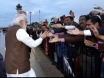 Modi's US trip: PM arrives in Washington to exuberant welcome from Indian diaspora