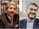 S Jaishankar, Iran's new Foreign Minister discuss bilateral ties