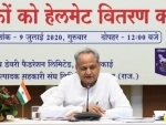Rajasthan CM Ashok Gehlot urges Centre to hold talks with farmers