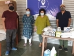 Citizen driven 'Oxyzone' steps up to provide free Oxygen to Covid patients in Kolkata