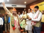 AIUDF's lone Hindu MLA joins BJP
