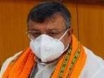 Tripura minister calls meeting of BJP legislatures amid crisis