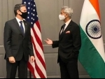 S Jaishankar meets Antony Blinken in London, discusses COVID challenge, Indo-Pacific, climate change