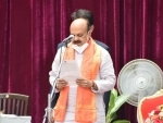 Basavaraj Bommai takes oath as Karnataka CM, succeeds BS Yediyurappa