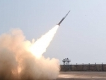 DRDO conducts successful flight test of Solid Fuel Ducted Ramjet