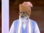 PM Modi greets nation on 75th Independence Day, addresses nation from Red Fort