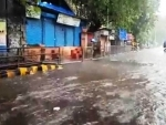 Trains, traffic hit in Mumbai due to heavy rainfall