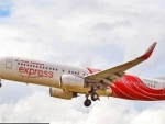 Air India Express plane's wing damaged as it hits a pole in Andhra airport