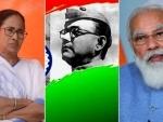 Modi, Mamata make Netaji's birth anniversary centre-stage in poll-bound Bengal today