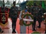Indo-Pak 1971 war 'Mashaal' arrives at Kashmir