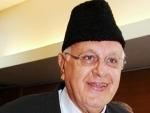 Kashmir will never be part of Pakistan: Farooq Abdullah