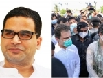 Prashant Kishor meets Gandhis over Punjab Congress row, sparks speculation about 'bigger strategy'