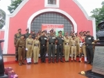 NCC commemorates 75th years of Independence at Shillong