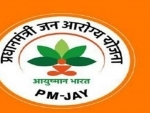 Under the PMJAY Health Scheme, 47.9 lakh health cards issued in J&K