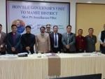 Mizoram Governor visits aspirational district Mamit