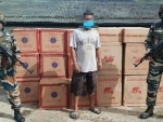 Large number of foreign-origin cigarettes worth Rs 52 lakh seized in Mizoram