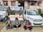 Assam Rifles busts narcotics trafficking ring in Manipur, seizes narcotics worth Rs 10 crore