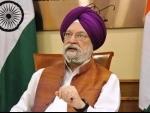 Recent developments in Afghanistan necessitates CAA enactment: Hardeep Singh Puri